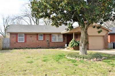 Bethany Single Family Home For Sale: 6602 NW 29th Terrace