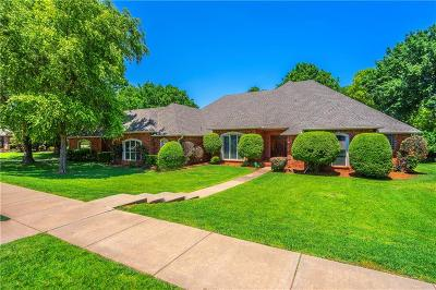 Edmond Single Family Home For Sale: 1917 Preston Place