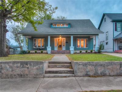 Guthrie Single Family Home For Sale: 717 E Warner Avenue