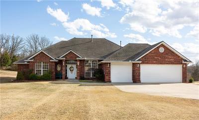 Oklahoma City Single Family Home For Sale: 12524 SE 69th Street