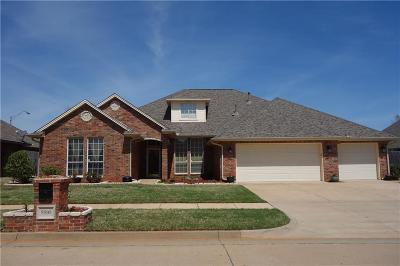 Oklahoma City Single Family Home For Sale: 5505 NW 107th Street