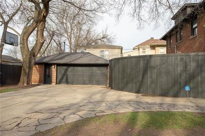 Oklahoma City Single Family Home For Sale: 1900 NW 18 Street
