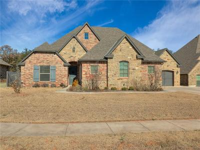 Edmond Single Family Home For Sale: 7301 Whirlwind Way