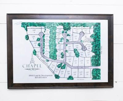 Goldsby Residential Lots & Land For Sale: 2443 Chapel Circle