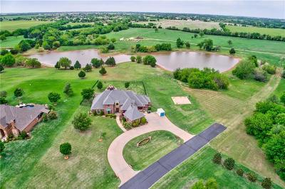 Edmond Single Family Home For Sale: 18399 Carlton Drive