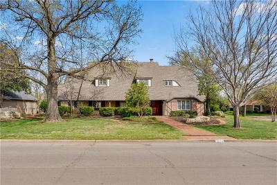Oklahoma City Single Family Home For Sale: 8500 Waverly Avenue