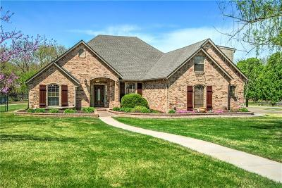 Edmond Single Family Home For Sale: 10661 Ridgeview Drive