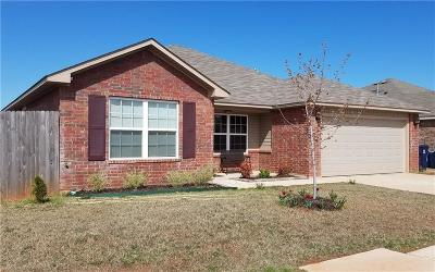 Moore Single Family Home For Sale: 9633 Ella Lane