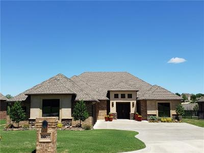 Oklahoma County Single Family Home For Sale: 2600 Forest Glen Drive