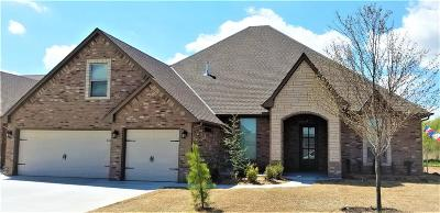 Oklahoma City Single Family Home For Sale: 12713 Preakness Road