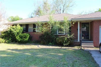Norman Single Family Home For Sale: 1110 Idaho Street