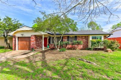 Norman Single Family Home For Sale: 1619 Canterbury Street