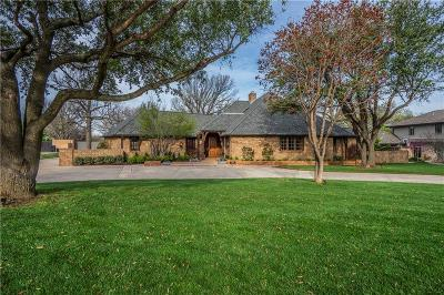Single Family Home For Sale: 11809 N Quail Creek Road