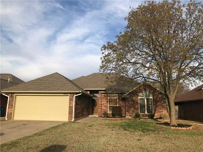 Midwest City Single Family Home For Sale: 204 Remington Avenue