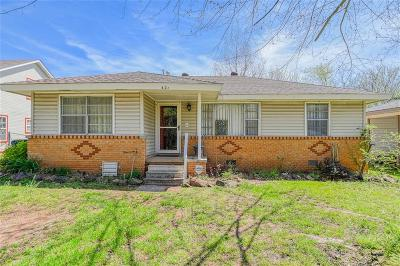 Noble Single Family Home For Sale: 421 S 4th Street