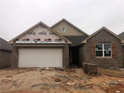 Choctaw Single Family Home For Sale: 12602 Shady Glen