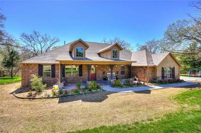 Edmond Single Family Home For Sale: 7171 Coyote Point