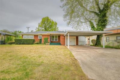 Norman Single Family Home For Sale: 712 Highland Parkway