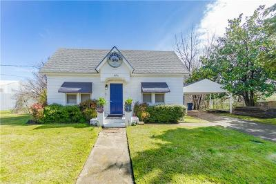 Harrah Single Family Home For Sale: 1854 Church Avenue