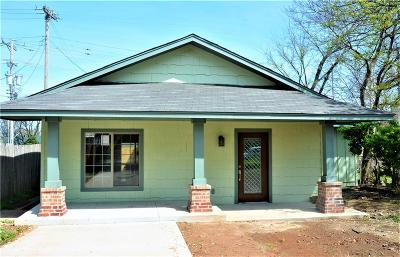 Oklahoma City Single Family Home For Sale: 1109 NW 42nd Street