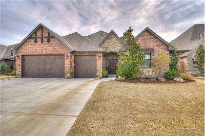Edmond Single Family Home For Sale: 3932 Hutton Way