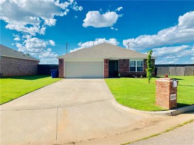 Newcastle Single Family Home For Sale: 2316 Bradford Circle