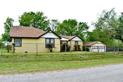 Ninnekah Single Family Home For Sale: 1208 S Grand Street