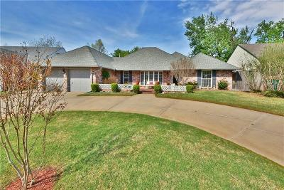 Oklahoma City Single Family Home For Sale: 5829 NW 82nd Street