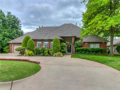 Oklahoma City Single Family Home For Sale: 11308 Cedar Hollow Road