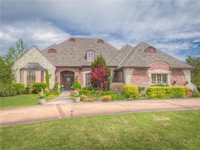 Edmond Single Family Home For Sale: 11224 Autumn Road