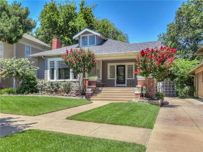 Oklahoma City Single Family Home For Sale: 617 NW 17th Street