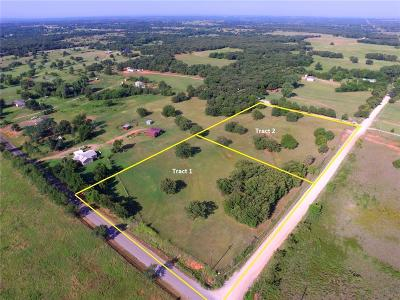 Blanchard Residential Lots & Land For Sale: Tract 1 - Cs 2990 & Cr 1350 Road