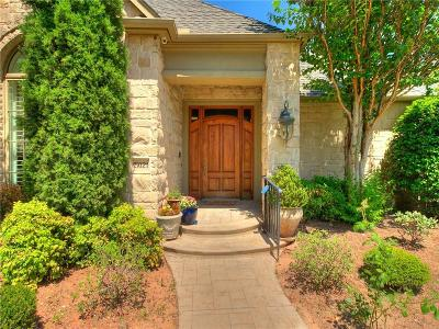 Oklahoma City OK Single Family Home For Sale: $625,000