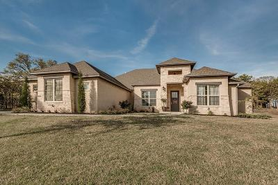 Choctaw Single Family Home For Sale: 8300 Chantel Drive