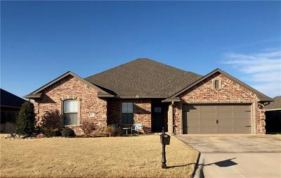 Altus Single Family Home For Sale: 901 Stephanie Lane