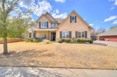 Norman Single Family Home For Sale: 1916 Hallbrooke Drive