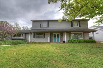 Single Family Home For Sale: 11404 Leaning Elm Road