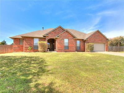 Guthrie Single Family Home For Sale: 820 White Tail Court
