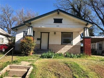 Single Family Home Sold: 1120 W Dakota Street