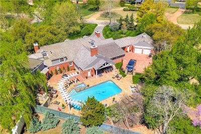 Nichols Hills Single Family Home For Sale: 7007 Nichols Road