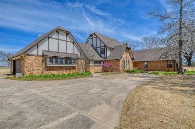 Norman Single Family Home For Sale: 2301 Hidden Lake Drive
