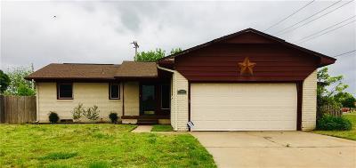 Altus Single Family Home For Sale: 100 Sumner Drive