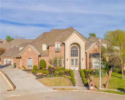 Norman Single Family Home For Sale: 4601 Foxborough Court