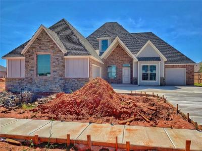 Edmond Single Family Home For Sale: 4312 NW 155th Place