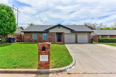 Oklahoma City Single Family Home For Sale: 1120 SW 81st Street