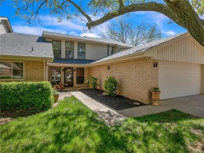 Weatherford Condo/Townhouse For Sale: 604 N Pecan