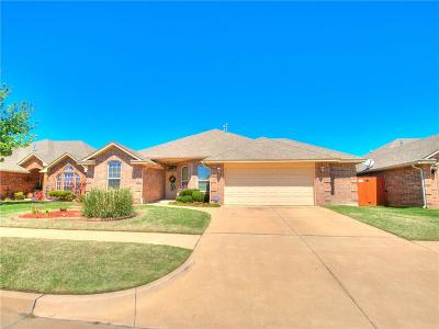 Oklahoma City Single Family Home For Sale: 521 SW 162nd Street