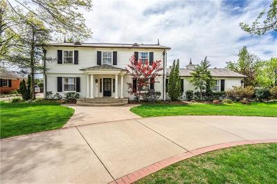 Nichols Hills Single Family Home For Sale: 1714 Elmhurst Avenue