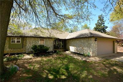 Midwest City Single Family Home For Sale: 401 N Country Lane