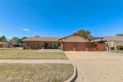 Single Family Home For Sale: 8509 S Country Club Drive